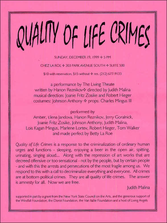 1999-12-quality of life flyer