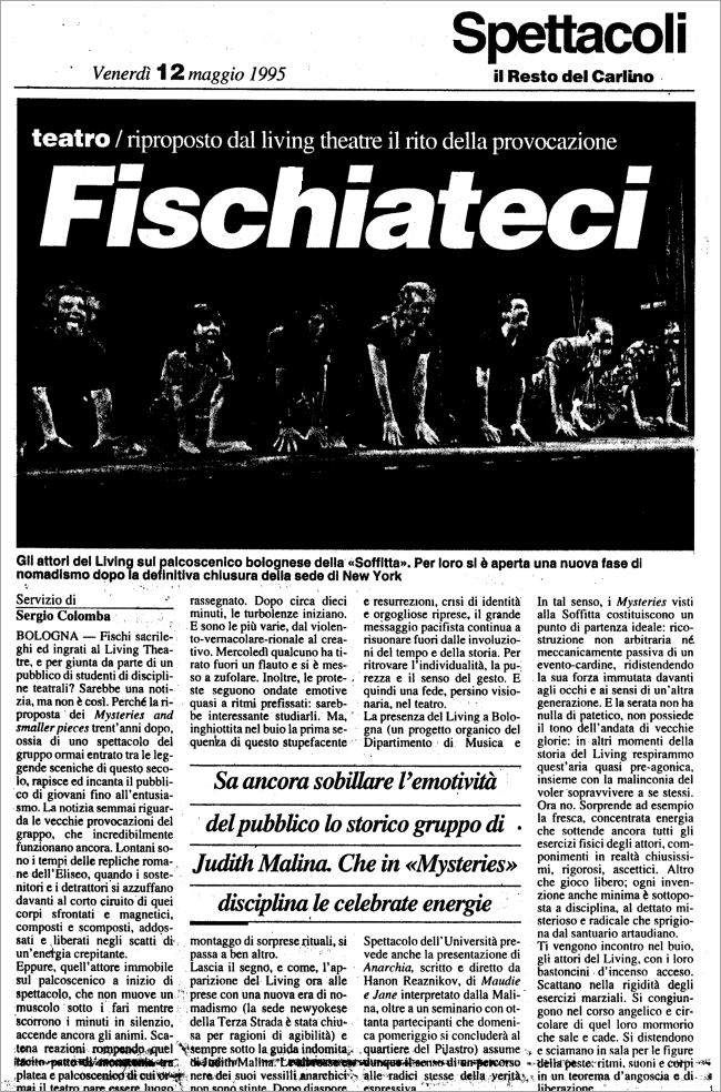 1995 europe tour review 2