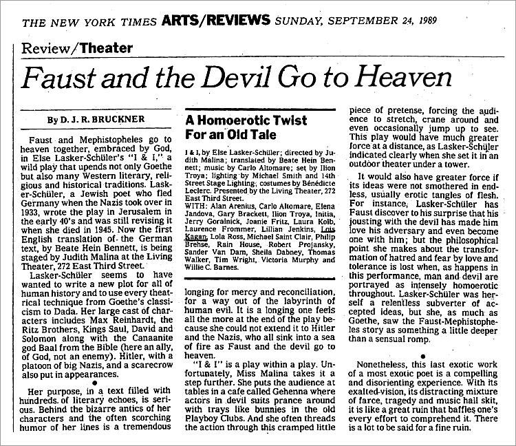 1989-09 i and i ny times review-ab