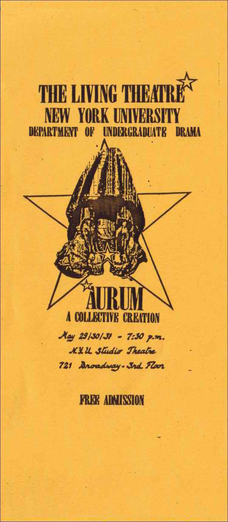 1987 aurum program-a