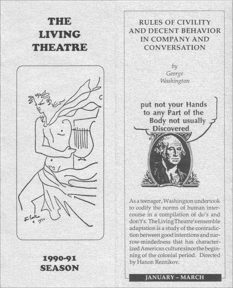 1990-91 Brochure 1