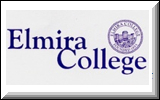 Elmira College button