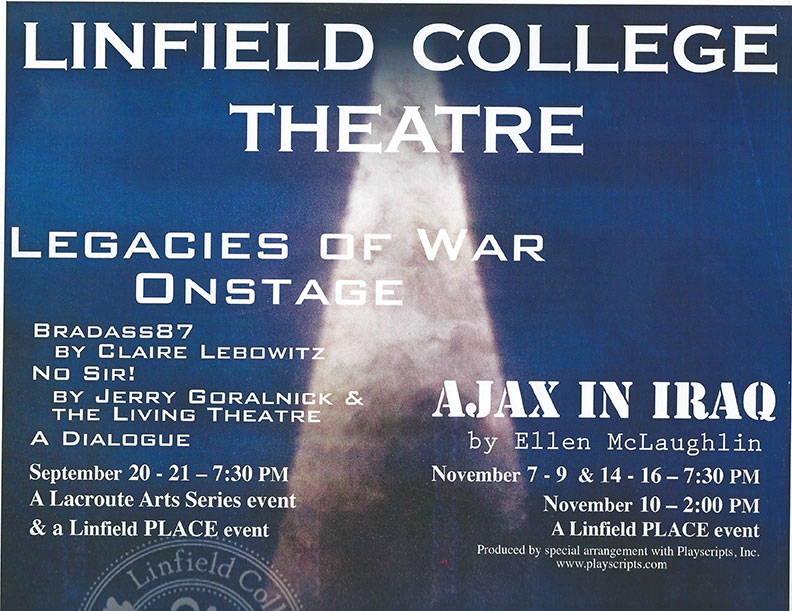 Linfield Poster