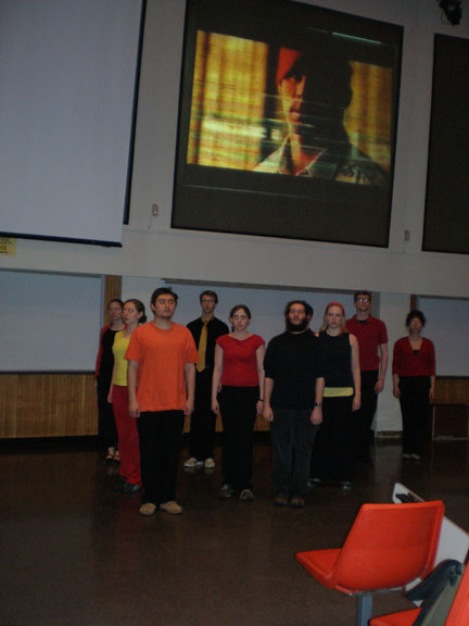 the living theatre workshops