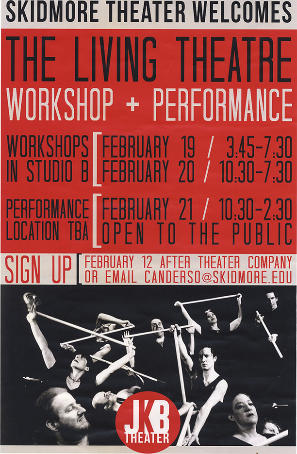 Skidmore College Workshop, February 2016