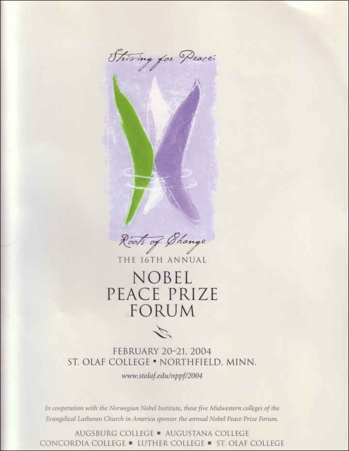 st. olaf nobel program 1